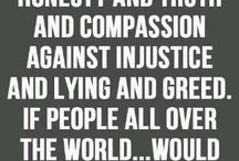Oikeudenmukaisemman maailman puolesta