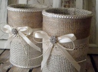 For the love of Burlap / by Colleen Herzog