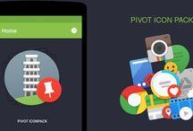 Pivot icon pack v0.0.3