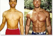 Building muscle for skinny