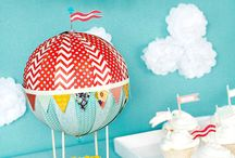 1st Birthday Party Ideas / by Katie O'Malley