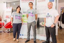Brave the Shave / #BravetheShave #London #Victorstone www.victorstone.co.uk