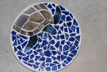 tortue mosaique