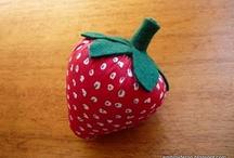 I Love Strawberries / by Angel Conradie