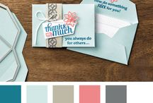 colors stampin' Up