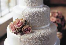 dentelle cakes