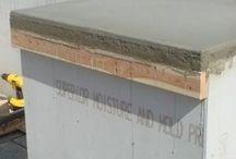 BBQ - Concrete Counters