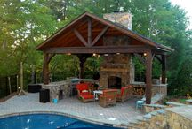 Outdoor Living / Completed Outdoor Living projects