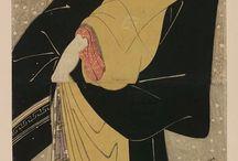 ukiyo-e / Keisai Eisen, Torii Kiyonaga, KITAGAWA UTAMARO