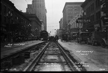 Seattle History / Historical photos and documents about Seattle.   Special thanks to: https://www.facebook.com/clayton.kauzlaric/media_set?set=a.10200469842532436.201962.1348205690&type=3