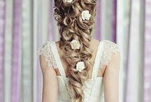 Wedding Make Up and Hair Stiling