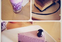 sweet cake / there's always a cake that could make your day much shinier ☀