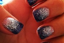 Fun styles:nails, hair, etc / by Jen Moody