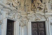 Италия архитектурный декор 01