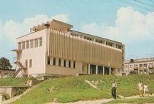 modernistyczne dachy