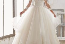 prom/wedding dresses