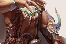 Mythology / Greek god