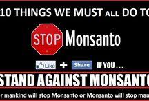 Monsanto - the evil