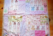 My Handmade Creations / My Whimsy Handmade Quilts, Dolls, Hats, Gloves, .. Great Gifts!!  / by Cat's Niche-n-Stitch