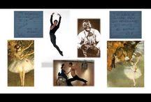 Día internacional de la danza. Video-comic / El día internacional de la danza, una celebración de todo el planeta.