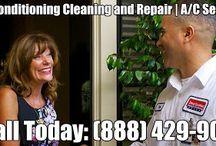 AC Cleaning & Repair - A/C Service