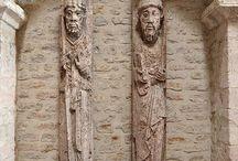 Abbaye Saint-Philibert / Toutes les plus belles photographies de l'abbaye Saint-Philibert à Tournus !