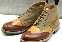 Fashion Research - Shoes for Men