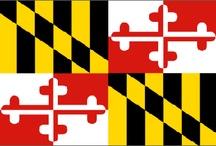 Maryland - my ℋℴme state / by Carole B. Strumsky