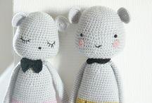 Crochet Lisenn Cabane / Cut crochet inspiratie