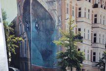 Augmented reality Nada ZIani / Billede af Street art Nada