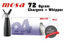 MOSA Cream Chargers & Whippers