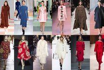 Модные тенденции. Осень-зима 2015-2016