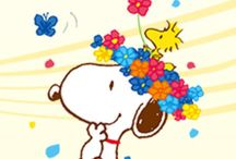 Snoopy, Charlie Brown & Peanuts. / Happy Dance!