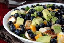 Salads sandwiches n soups / by Amanda Gault