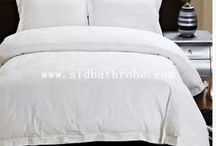 Hotel Bedding Sets at sales@sidbathrobe.com
