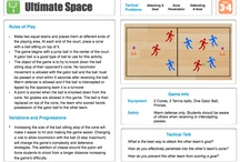 Invasion Games for Physical Education / Quick Description: Teams score when they move an implement into the opposing team's zone and successfully attack their goal/target area. Tactical Problems related to Invasion Games include Maintaining Possession, Attacking/Defending a Goal, Winning the Ball, etc.Examples: Soccer, Basketball, Football, Rugby, Hockey #physed