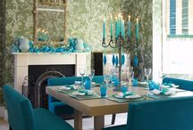 Dining Room Ideas / by Erica Martin