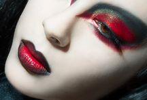 Make up Inspiration / Idées de maquillage pour shooting photos