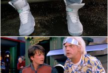 Back To The Future / My Favourite Time Travel Movie