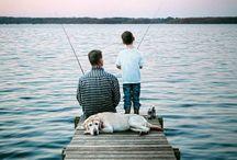 Fishing friend