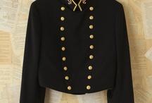 Jackets / by Style-BlackBook.com