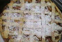 Letecký koláč jablecny