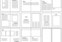 Graphic Template / Suggestion and inspiration