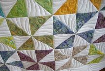 pinwheel quilting design
