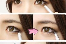 Make-up For The Eyes