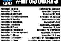 "30 Days of Thanksgiving / Join us starting November 1st as we start the #RFG30Days of Thanksgiving. Each day we will be posting a picture and scripture that corresponds with a word. Use #RFG30Days to join the fun and lets ""Give Thanks!"""