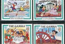 Art Stamps / Stamps with topic Art