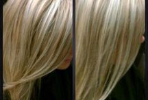 Hair / Forever blonde  / by Faith Lauren B