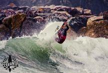 Surf Levanto / Riding the wave in Levanto Italy; photos by Jock Ingram www.surflevanto.it