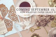 Licensed Designs for Spellbinders by Becca Feeken / Take a peek here for my latest releases